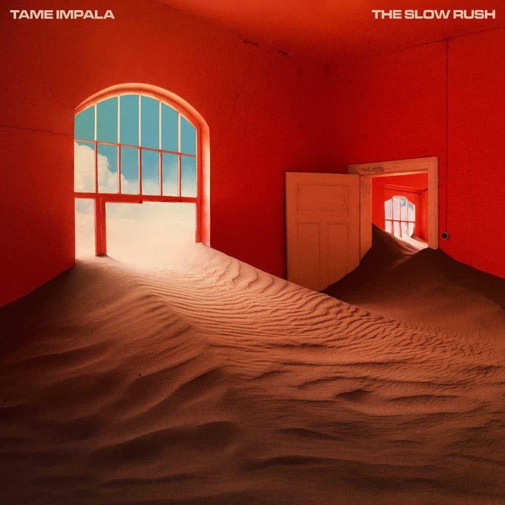Tame Impala the slow rush album artwork