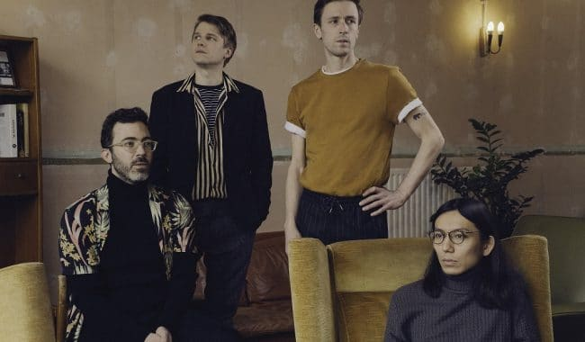 Teleman press shot by Phil Sharp