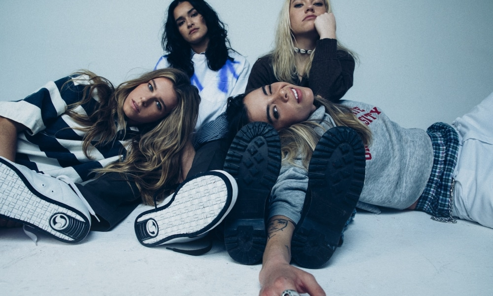 The Aces return with new music
