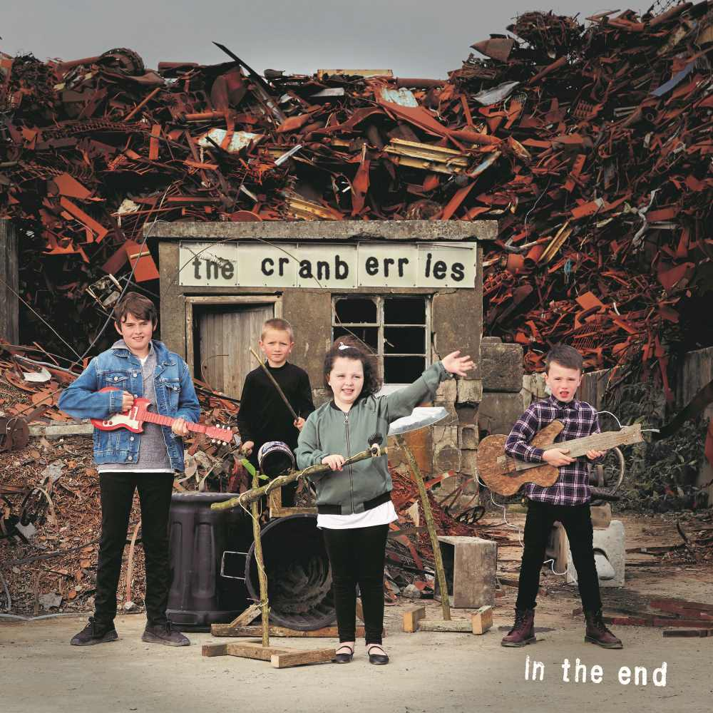 The Cranberries In The End album artwork