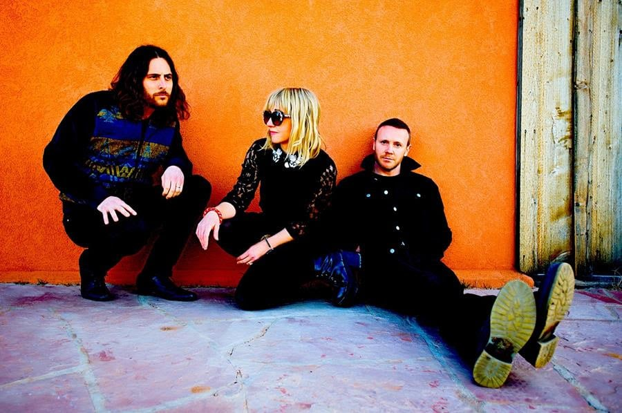 The Joy Formidable 2018 press shot