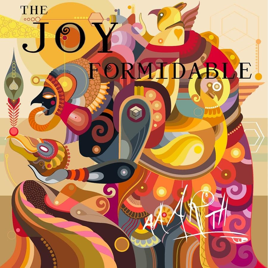 The Joy Formidable AAARTH cover artwork