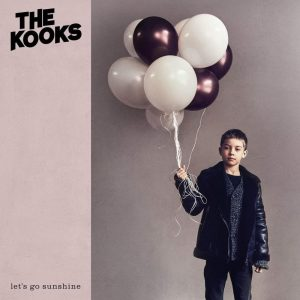 The Kooks Let's Go Sunshine artwork