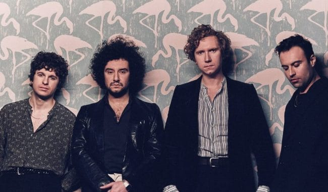The Kooks press shot Let's Go Sunshine 2018