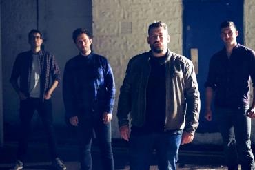 The Late Aprils band press shot