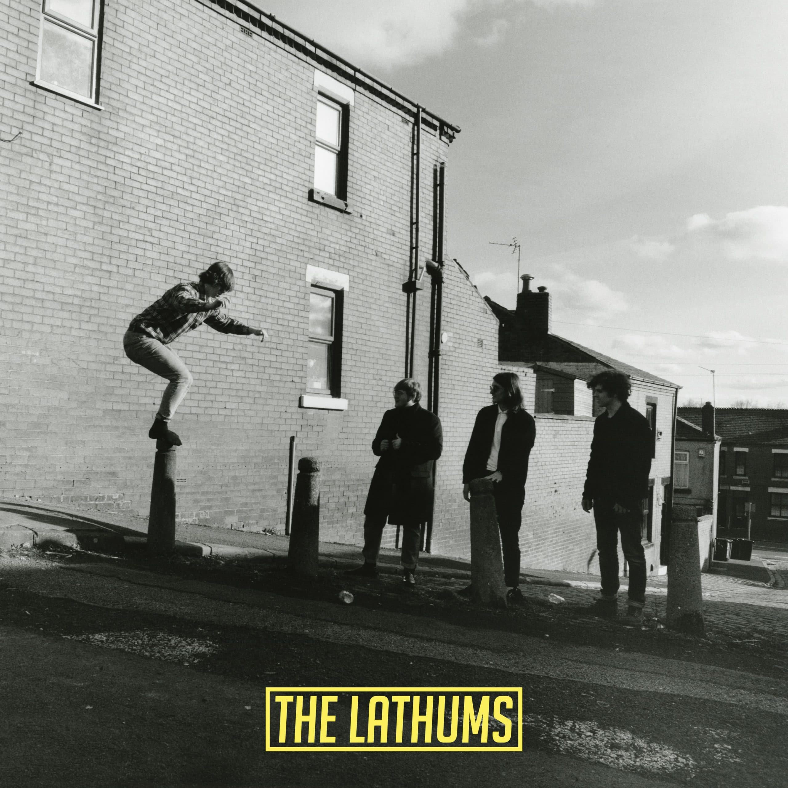 The Lathums How Beautiful Life Can Be Album Artwork