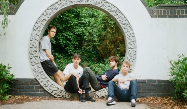 The Night Café reveal new album cut 'A Message To Myself'