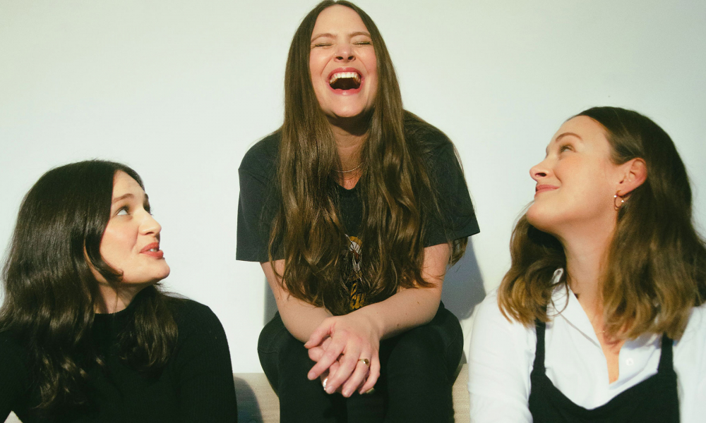 The Staves releases third album Good Woman.