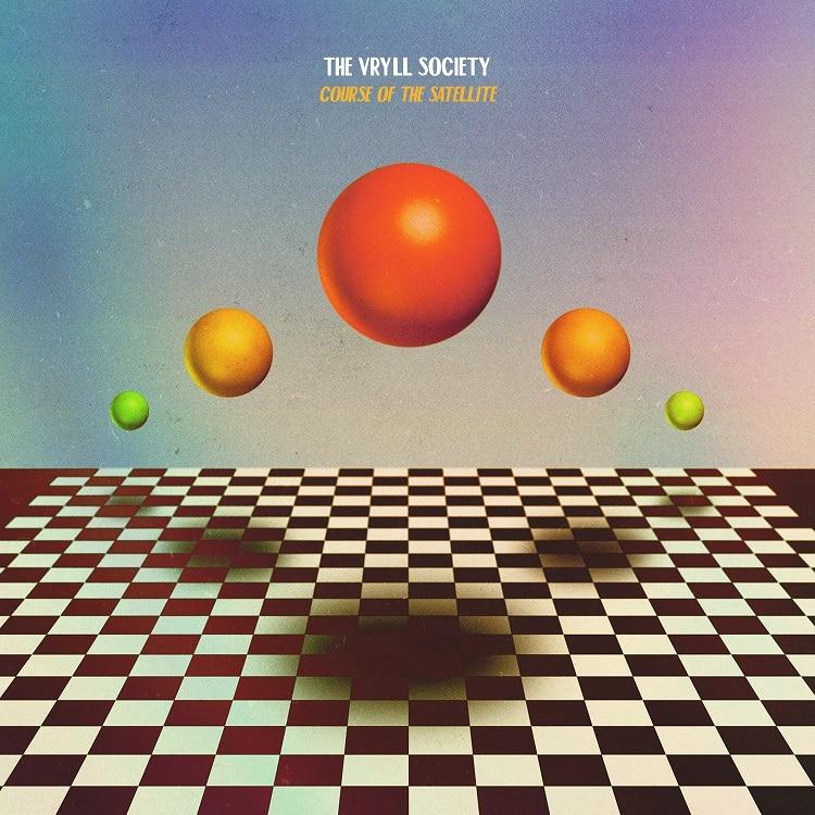 The Vryll Society album cover artwork
