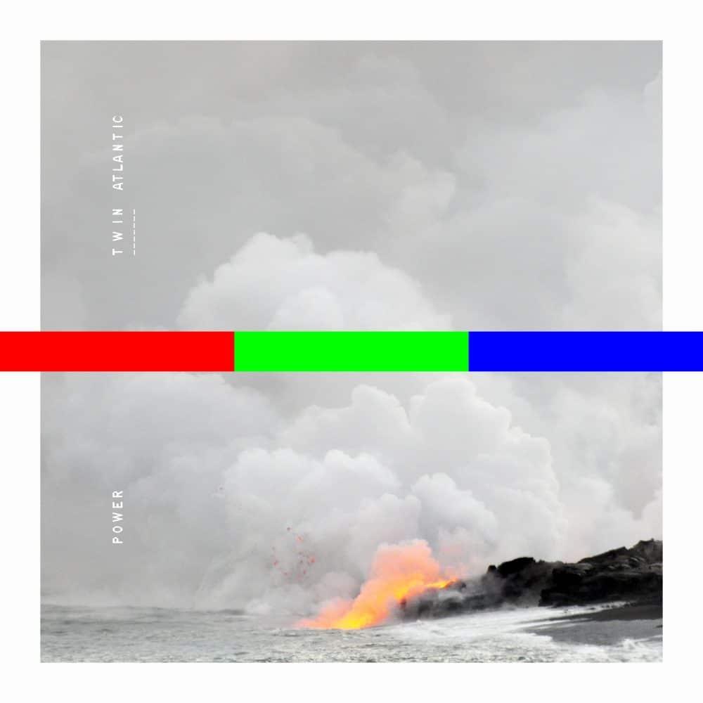Twin Atlantic power album artwork