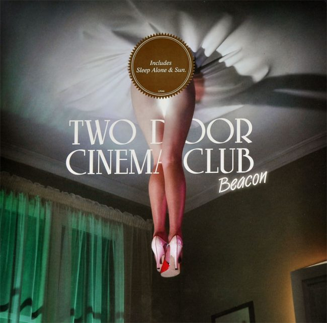 Two Door Cinema Club Beacon artwork