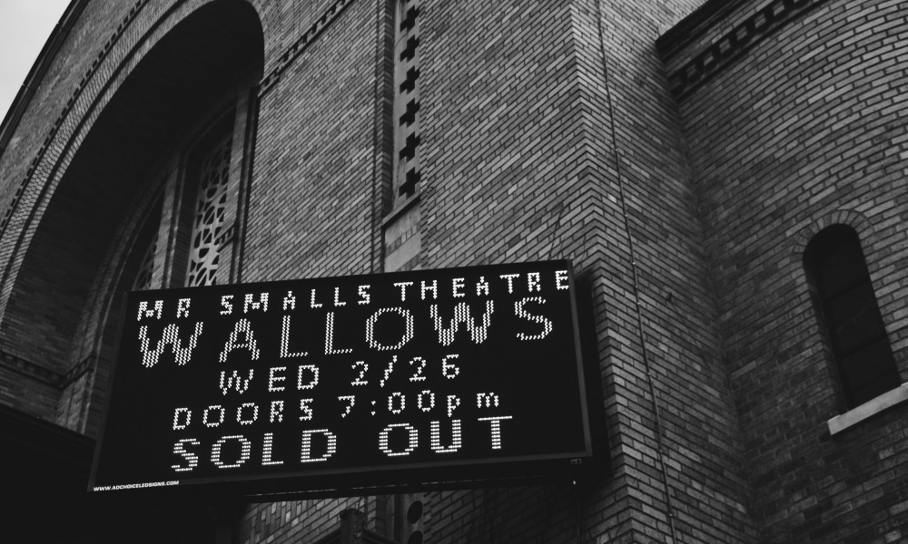 Wallows at Mr. Smalls Theatre, Pittsburgh, PA Feb 26, 2020