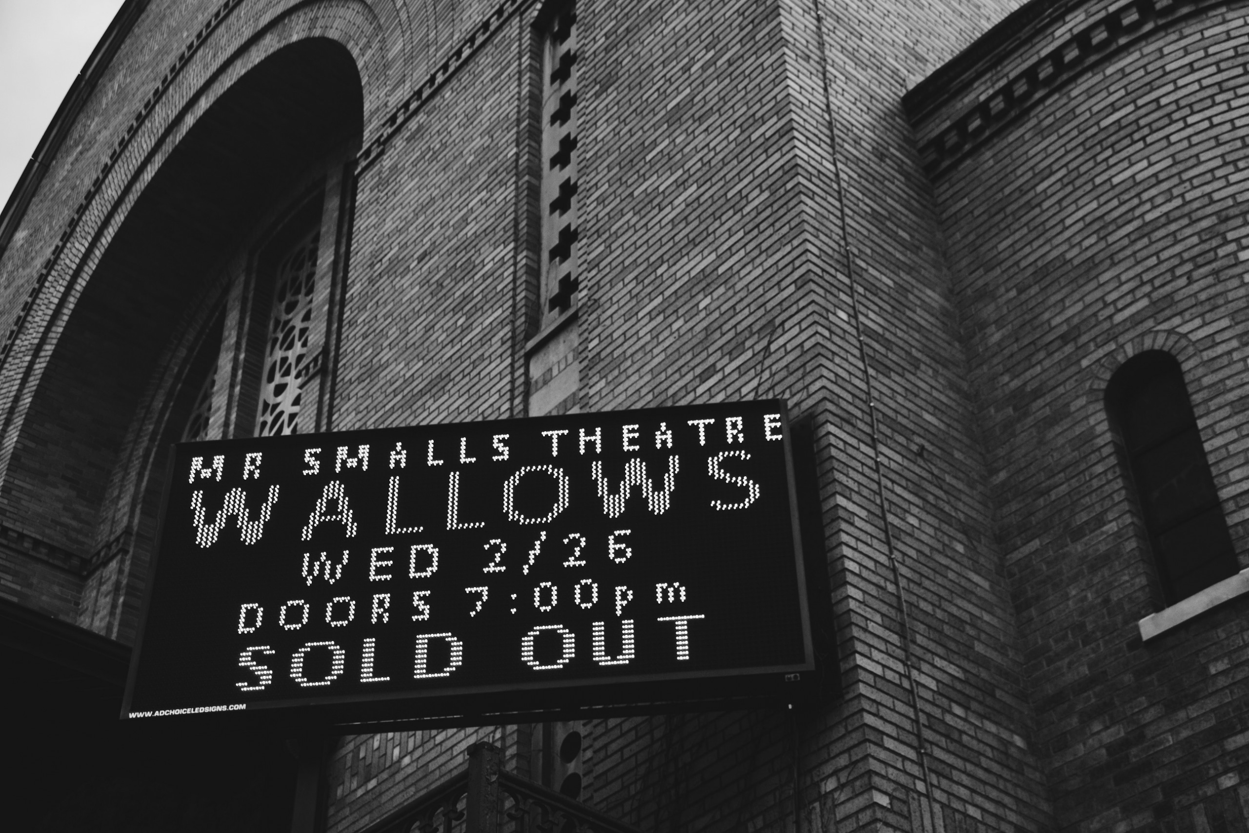 Wallows at Mr. Smalls Theatre, Pittsburgh