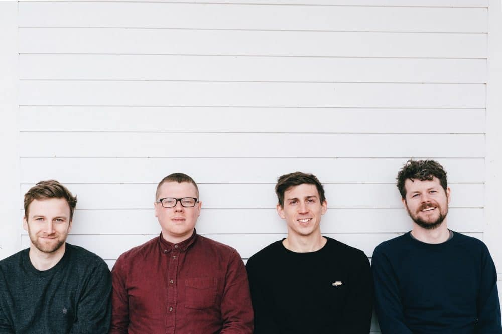 We Were Promised Jetpacks press shot 2018