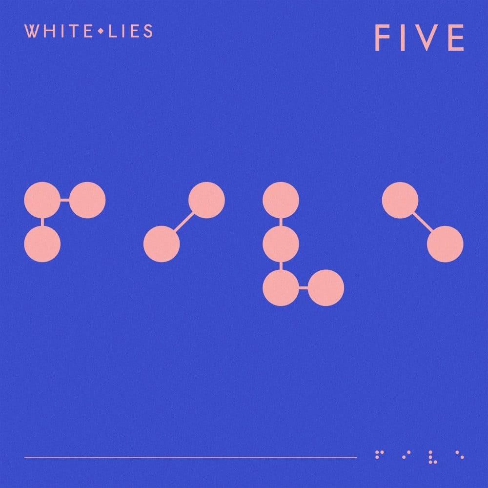 White Lies Five album artwork
