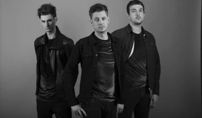 Zurich band press shot 2018