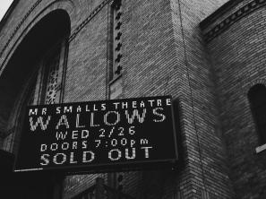 Wallows at Mr. Smalls Theatre, Pittsburgh, PA Feb 26, 2020