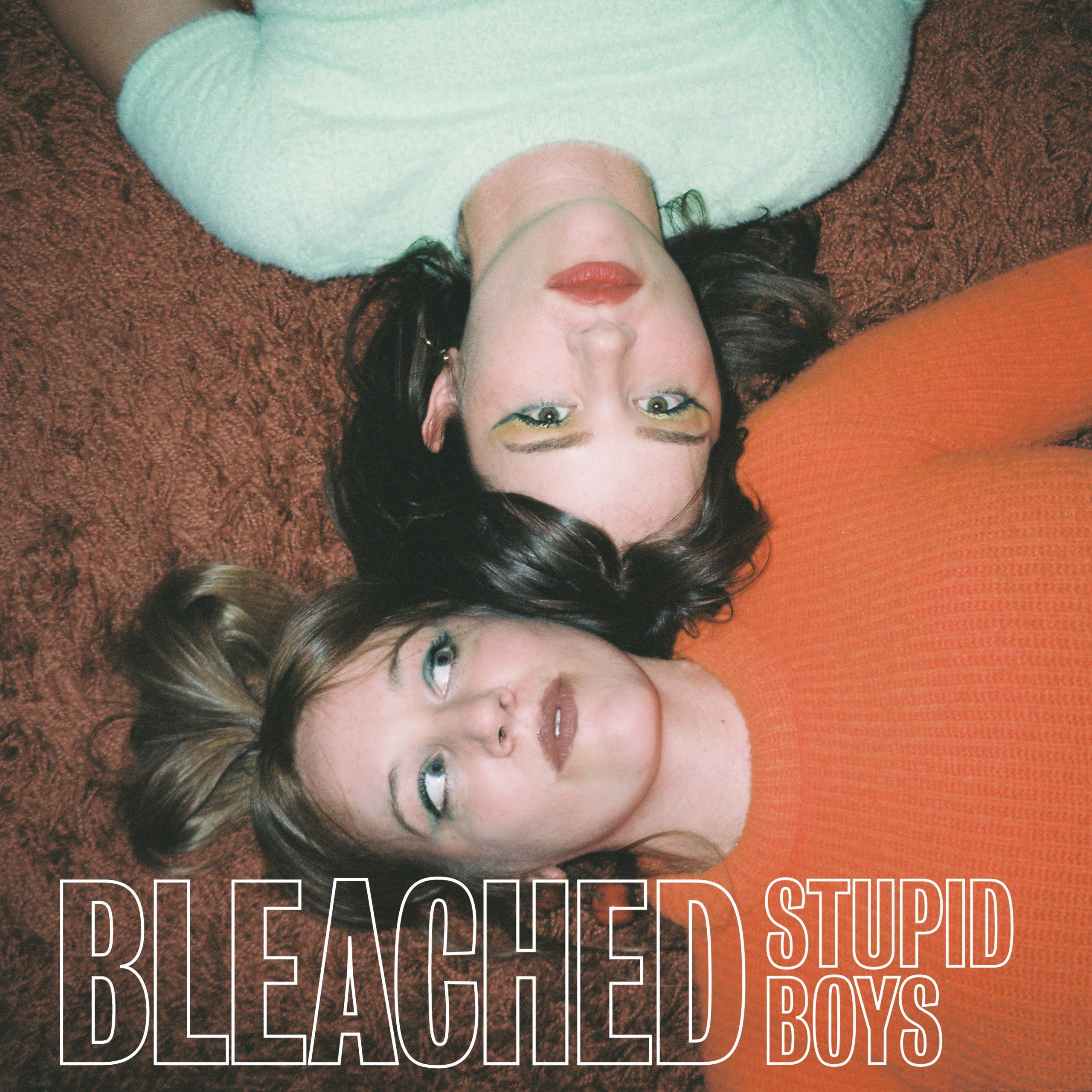 bleached stupid boys artwork