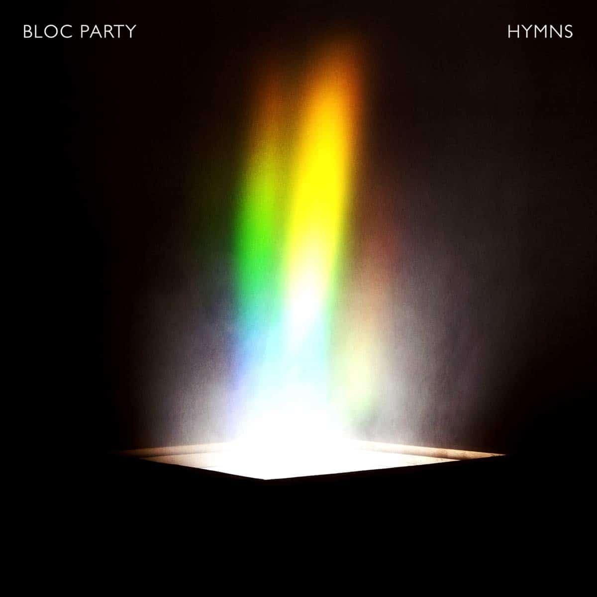 bloc party hymns artwork