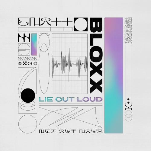bloxx lie out loud artwork