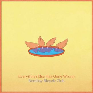 bombay bicycle club everything else has gone wrong artwork
