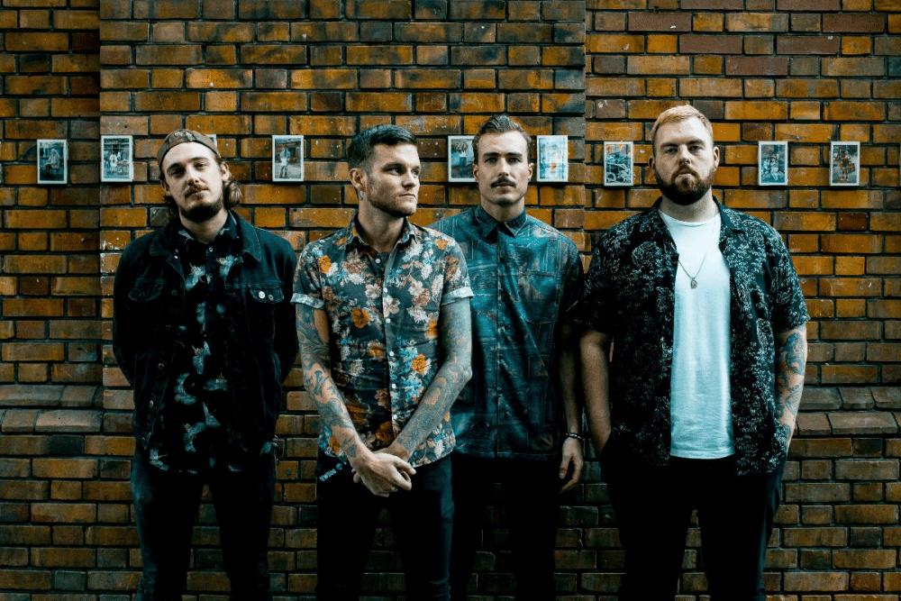 cold years band press shot 2019