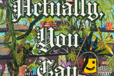 deerhoof actually you can album artwork