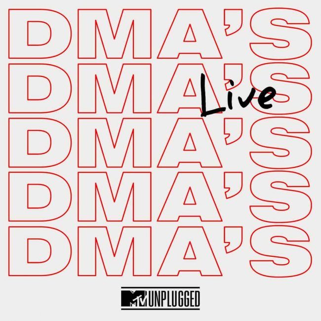 dmas mtv unplugged album artwork