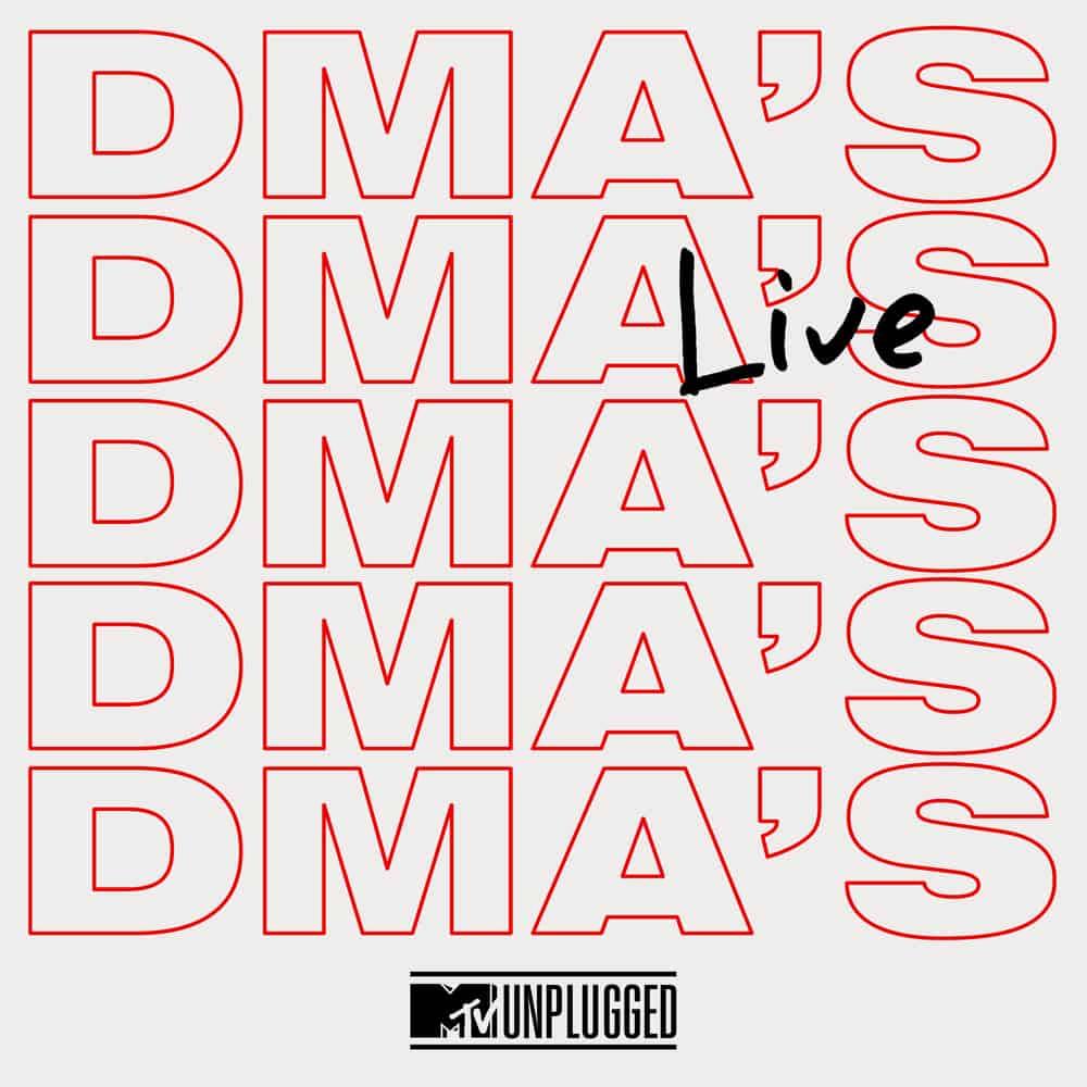 dmas mtv unplugged album artwork