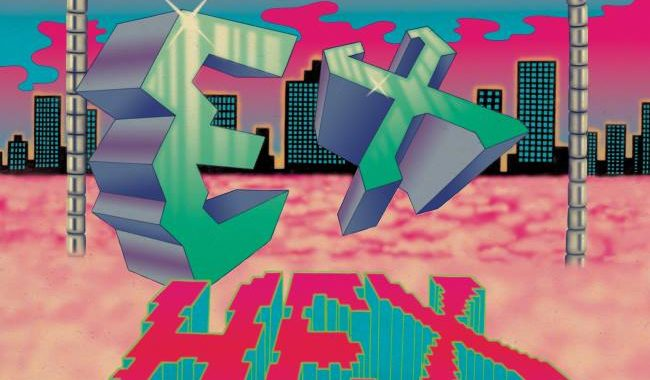 ex hex its real cover artwork