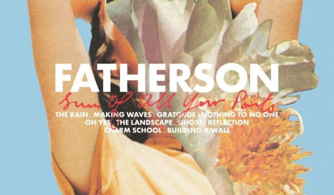 fatherson sum of all your parts cover artwork