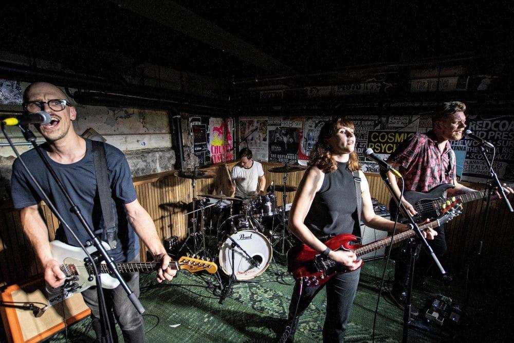 Aussie rockers Furlong return with their latest grunge pop banger