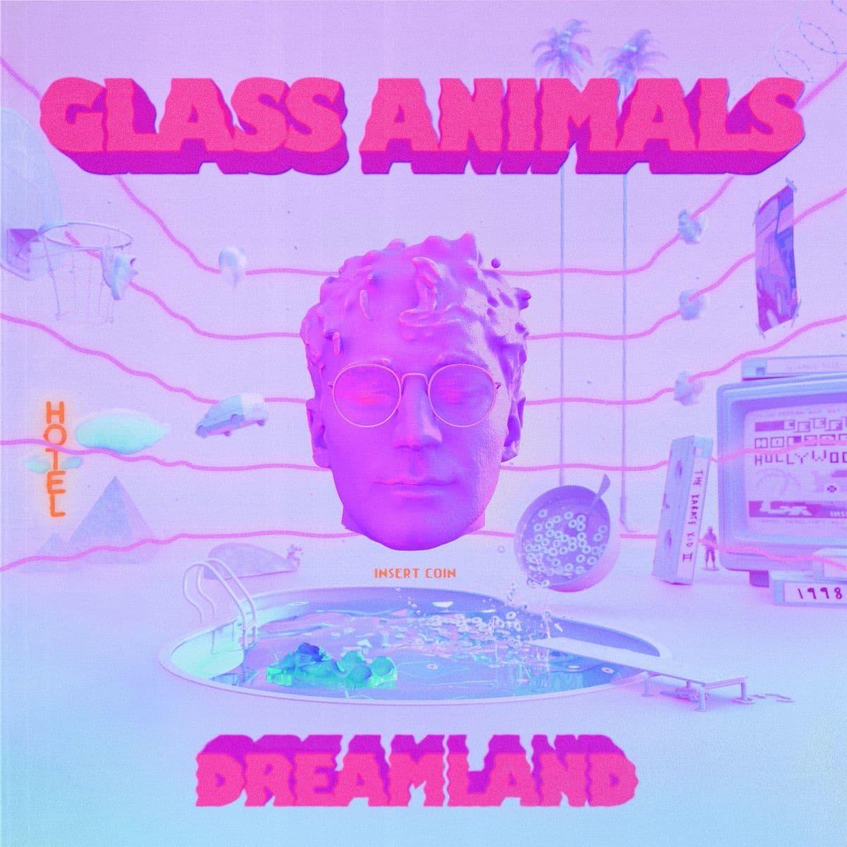 glass animals dreamland album artwork