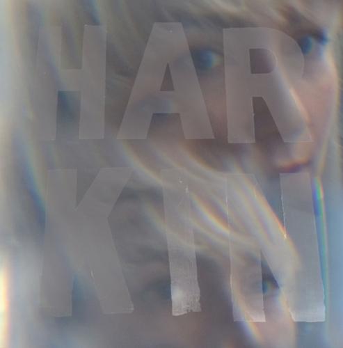harkin album artwork