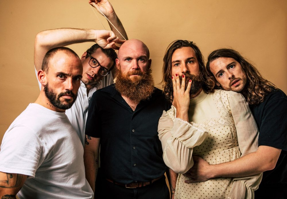 idles return with new album crawler