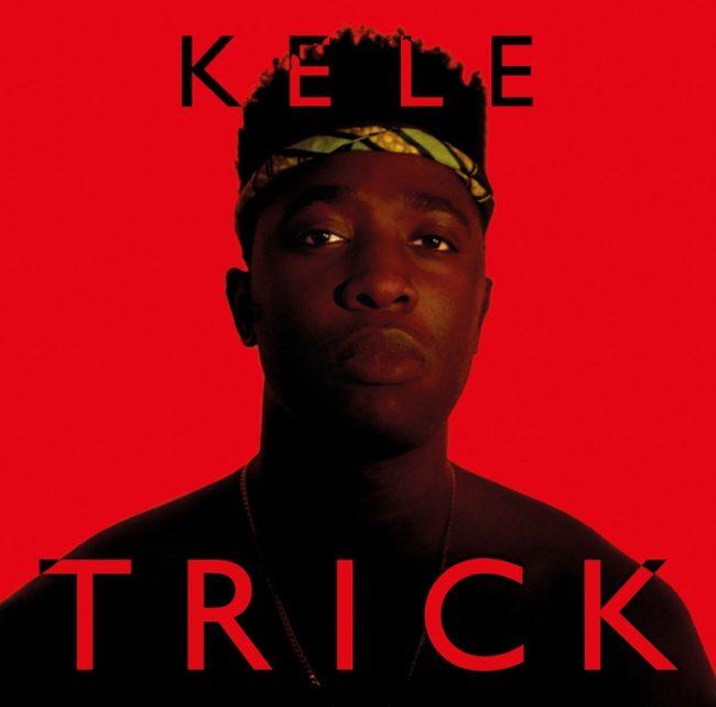 kele trick album artwork