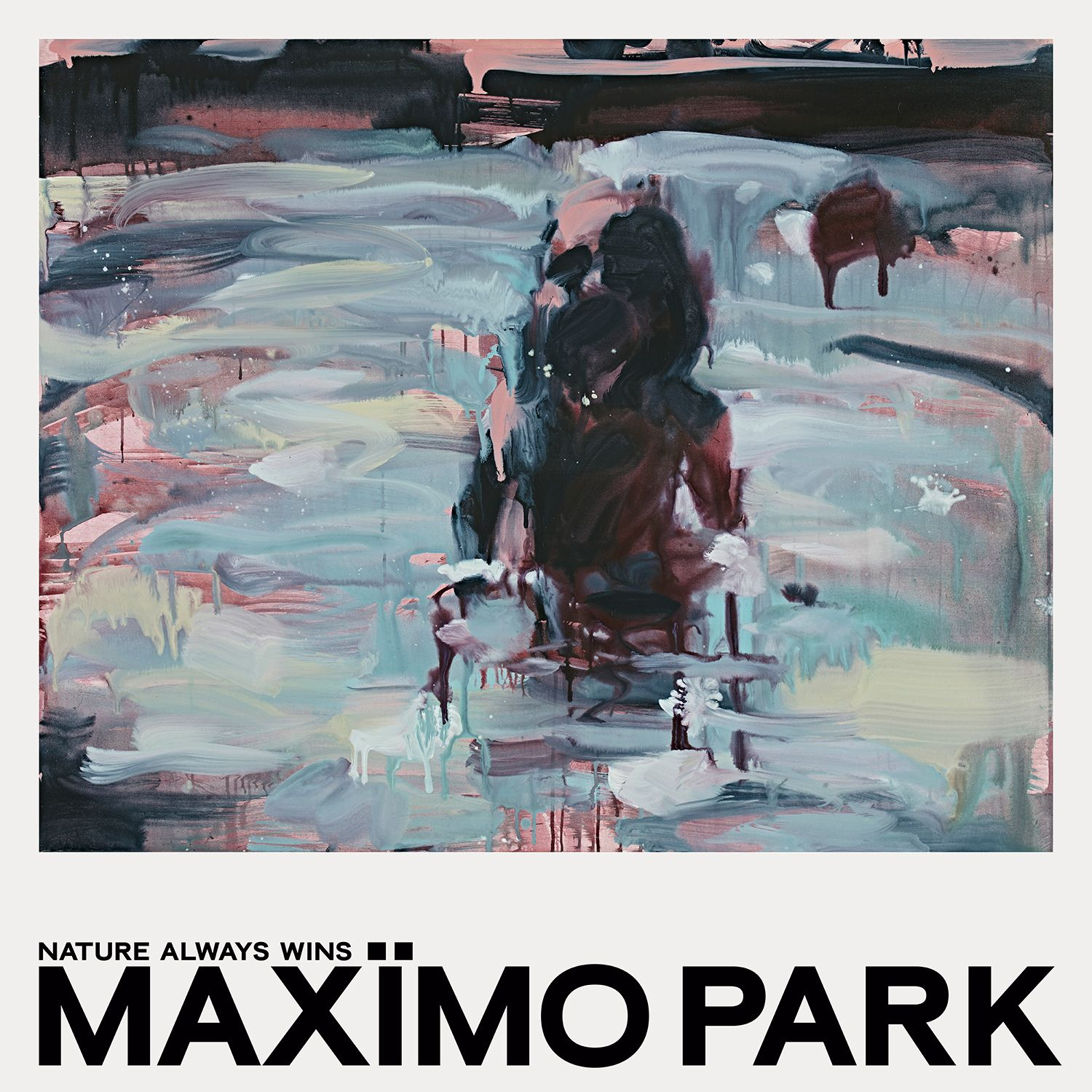 Maximo Park Nature Always Wins artwork