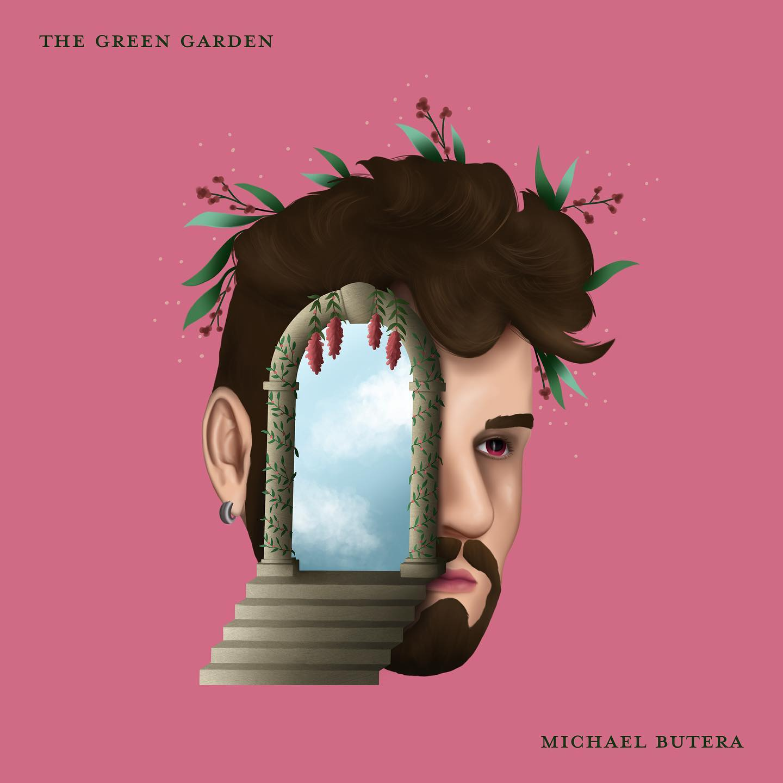 michael butera the green garden artwork