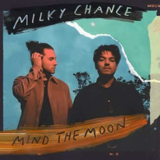 milky chance mind the moon cover artwork