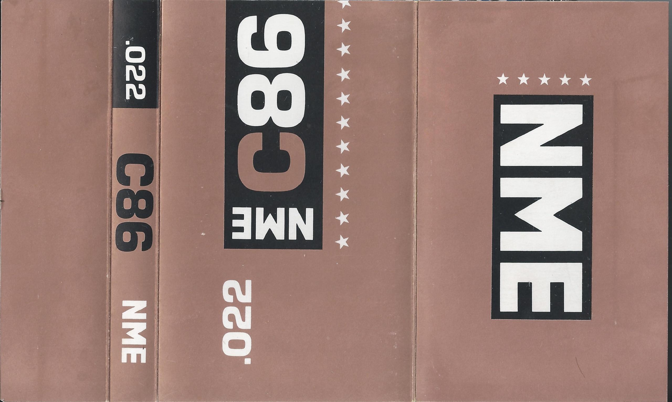 nme c86 cassette