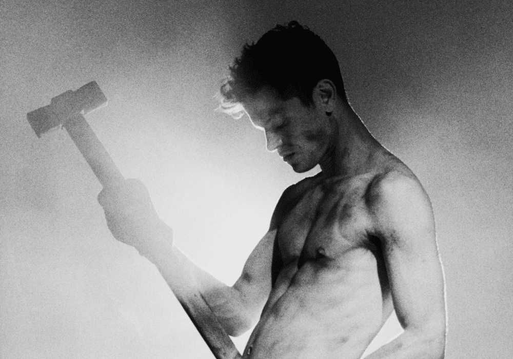 perfume genius press shot by Camille Vivier