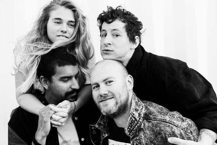 press club band 2019 by Ian Laidlaw
