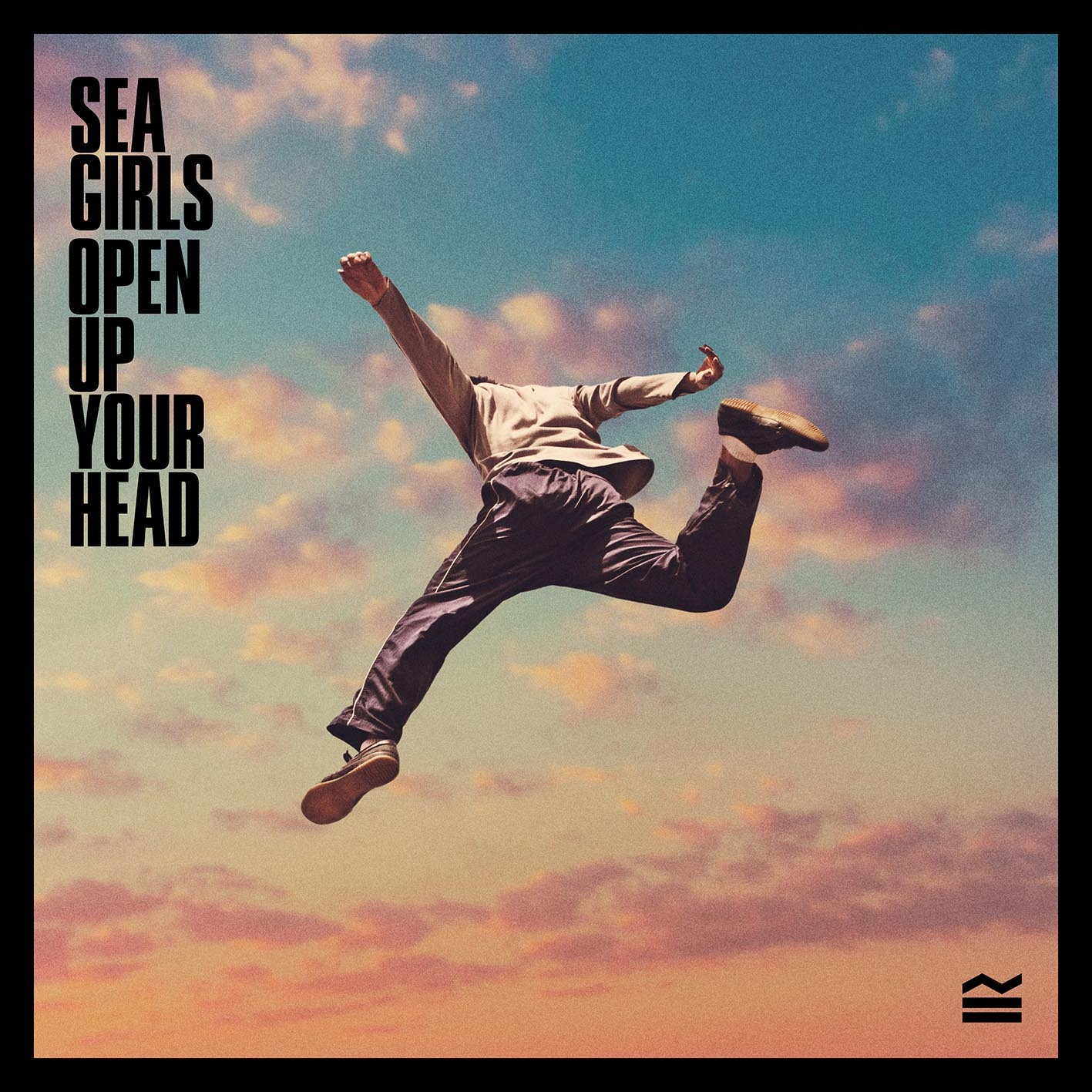 sea girls album artwork