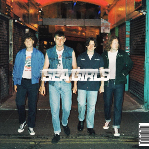 Sea Girls Homesick album artwork