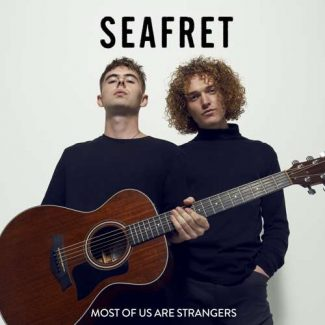 seafret most of us are strangers album artwork