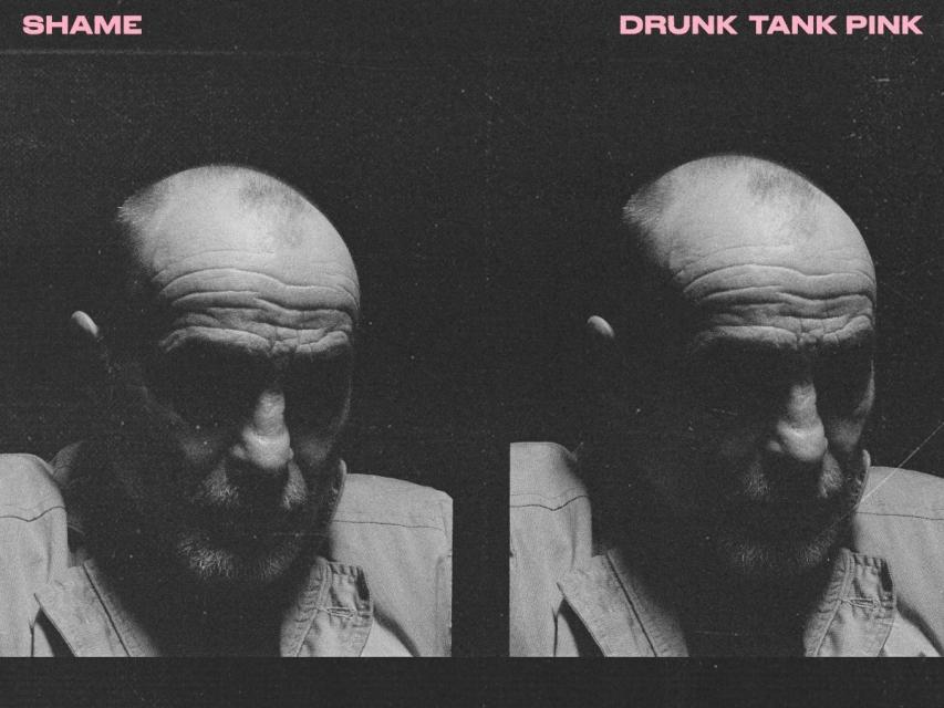 shame drunk tank pink artwork