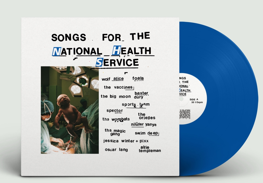 songs for the nhs artwork