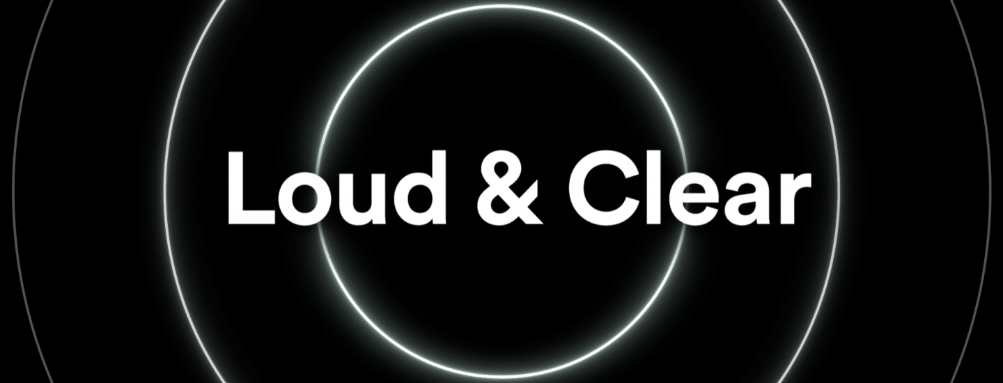 spotify loud and clear campain