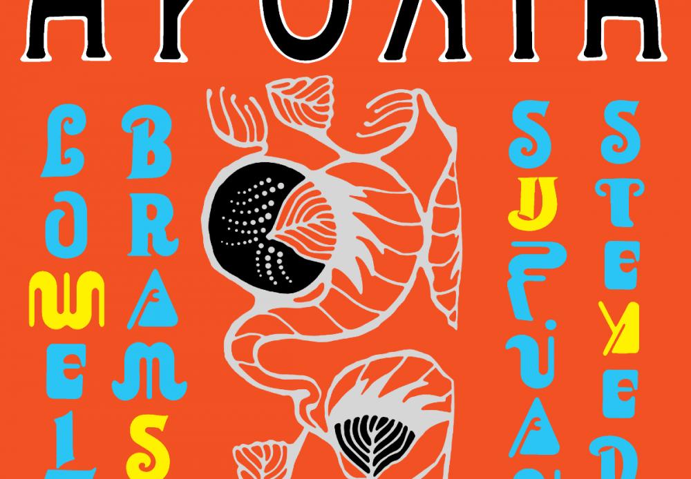 sufjan stevens aporia artwork