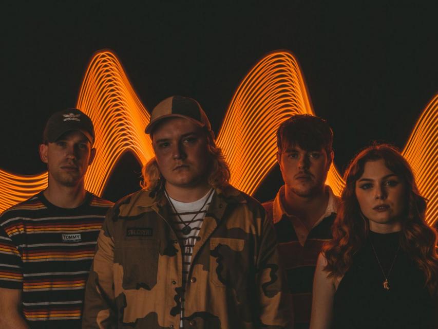 the a.v. club band press shot